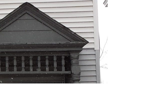 141 Neal Street detail