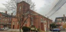 Park Street Church. Northeast view