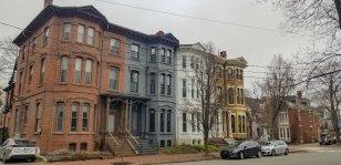 Portland Tenement House Co. Block. Carroll Street.